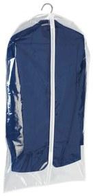 Husă transparentă haine Wenko Transparent, 100 x 60 cm