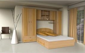Dormitor Tineret cu D2 CIRES+FAG