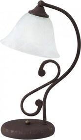 Rábalux 7736 Veioze, Lampi de masă Margaret marou antic metal 1 x E14 max. 40W IP20