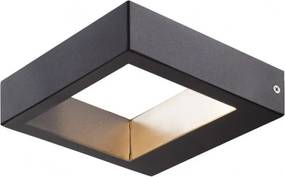 Aplica LED Avon I otel, negru, 1 bec, 230 V, 3W