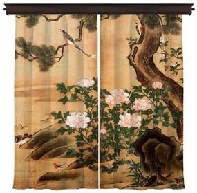 Set 2 draperii Curtain Palido, 140 x 260 cm