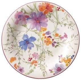 Farfurie din porțelan pentru desert Villeroy & Boch Mariefleur Tea, ⌀ 21 cm, multicolor