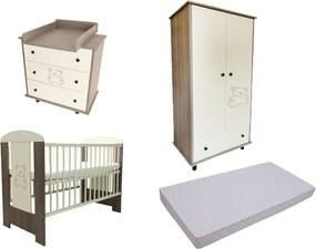 Klups - Mobilier camera copii si bebelusi Sweet Bear