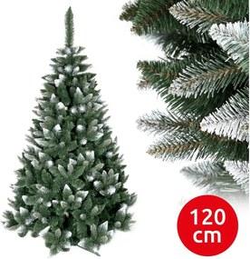 Brad de crăciun TEM 120 cm pin