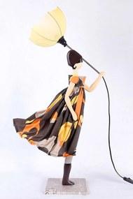 Skitso Girls Rika Lampa - 85 cm