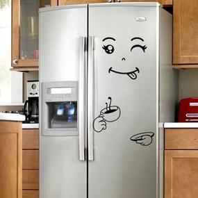 Autocolant frigider