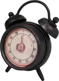 Ceas de bucătărie - timer Antic Line Black