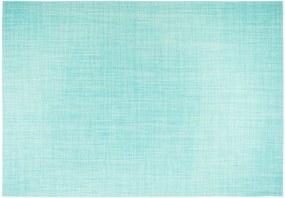 Suport pentru farfurie Tiseco Home Studio Melange Simple, 30 x 45 cm, albastru