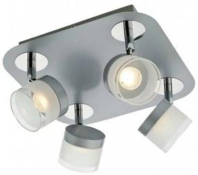Redo Smarter 04-328 - Spot LED COVER 4xLED/4W/230V