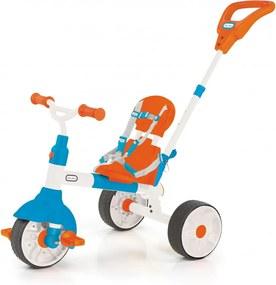 Tricicleta 3 in 1 invata sa pedalezi