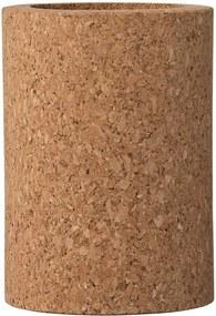Suport Pixuri din Pluta - Pluta Natur Diametru(9 cm) x Inaltime(13 cm)