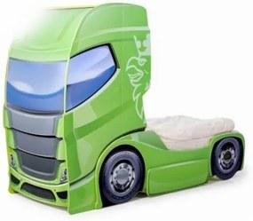 MyKids - Pat camion Duo Scania +1 Verde
