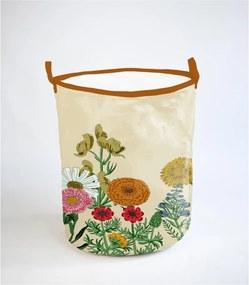 Coș textil pentru rufe Surdic Botanical
