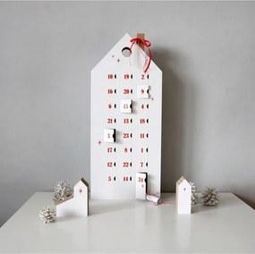 Calendar advent cu detalii negre Unlimited Design for kids