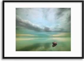 Imagine în cadru - Boat by Krzysztof Browko 40x30 cm