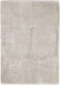 Covoraș de baie din bumbac Casa Di Bassi, 50 x 70 cm, gri deschis