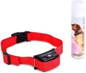 OneConcept BALU, lesă de antrenament pentru câini, roșie