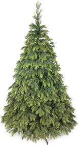 artificiale christmas tree - canadian pine platinum 220 cm