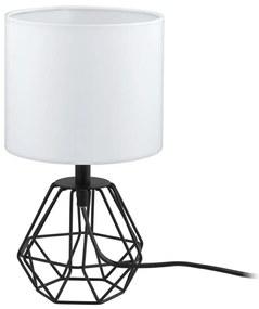 Eglo 95789- Lampa de masa CARLTON 2 1xE14/60W/230V