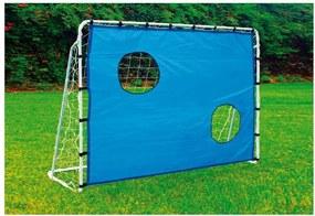 Poartă de fotbal cu paravan pentru antrenament Legler Football