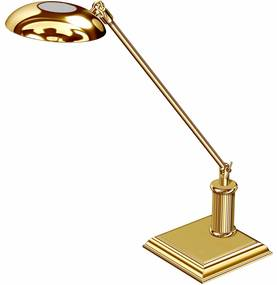 Lampa birou gold  M-666 El Casco