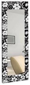 Oglindă de perete Oyo Concept Daisies, 40x120 cm