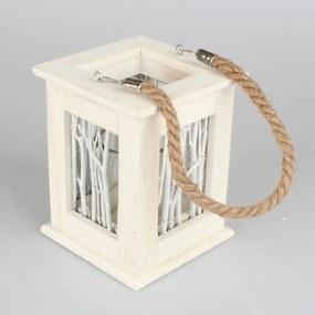 Felinar suspendat din lemn Dakls Abram