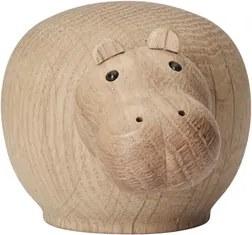 Hipopotam din stejar