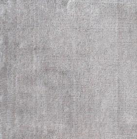 Covor gri din matase Griffe Silver (6 dimensiuni) | DE DIMORA - 200x290