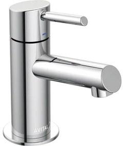 Avital Baterie pentru apa rece Lima crom