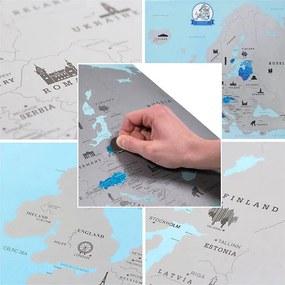 Harta razuibila a Europei