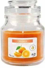Lumânare aromată borcan Portocale, 120 g,