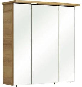 Dulap cu oglinda Pelipal 65x72 cm lemn