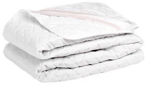 Protectie matlasata pentru saltea Somnart HypoallergenicMed microfibra lavabila la 95°C 200x200 cm