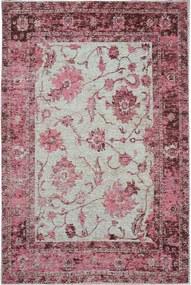 Covor Vintage Frencie Flora Violet - 160x235 cm