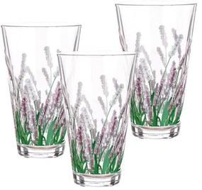 Set de 3 buc pahare Lavender