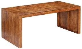 247490 vidaXL Masă de bucătărie, 180 x 90 x 75 cm, lemn masiv de acacia