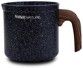 Cratita pentru lapte 11 cm cu invelis stone antiaderent Nature NAVA NV 144 123