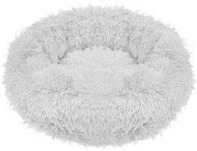Culcus moale, pentru caine/pisica, gri, 40 cm, Springos