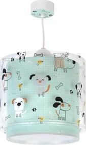 Dalber 61312 Pendule pentru copii Happy Dogs plastic