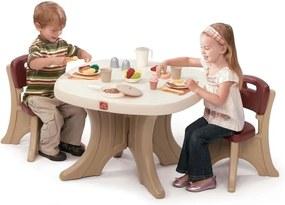 STEP2 - Set Masuta cu 2 scaune pentru copii
