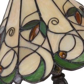 Veioza Multicolor, Ø 40 x 18 cm