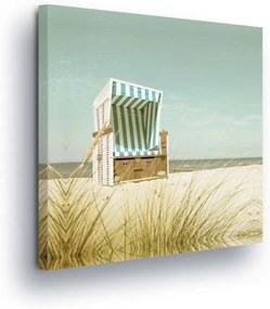 GLIX Tablou - Rest on the beach 100x75 cm