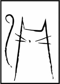 Poster Piacenza Art Kitty