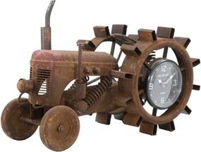 Ceas metalic pentru masă Mauro Ferretti Tractor
