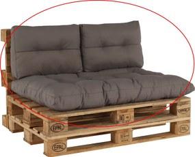 Perne pentru mobilier din paleţi, gri deschis, ARYO