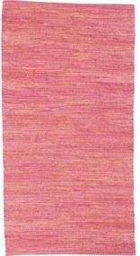 Covor tesut Antalya rosu marmorat 60x200 cm