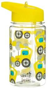 Sticlă apă pentru copii Sass & Belle Drink Up Digger, 400 ml