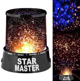 Lampa proiector de stele LED