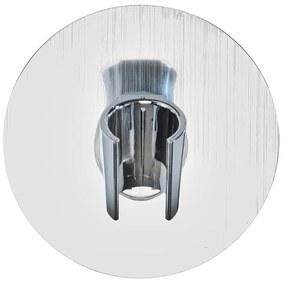 Suport autoadeziv pentru furtun de duș Wenko Static-Loc